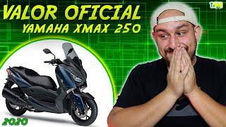 O que eu acho sobre a nova YAMAHA XMAX 250 - 2020