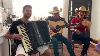 Troféu de dor - Gino & Geno - Luciano & Lucimar e Gustavo Neves Acordoen
