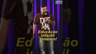 Professor de Educação Física - Stand up Comedy