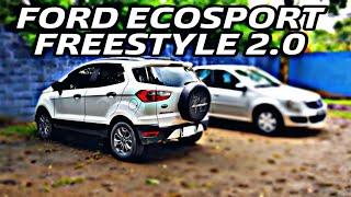 Ford EcoSport Freestyle 2.0 2014! Um Crossover com um excelente custo x benefício| CmFocus Br