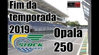 Ultima etapa Old Stock e Opala 250 da temporada 2019