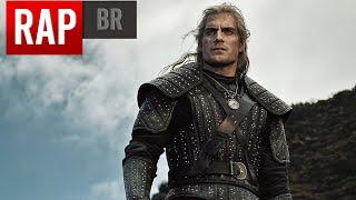 ►Rap do Geralt De Rivia // The Witcher // O Lobo Branco // Viguel