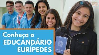 Conheça o Educandário Eurípedes, departamento socioassistencial do Centro Espírita Allan Kardec