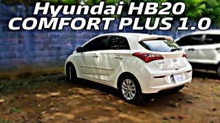 Hyundai HB20 COMFORT PLUS 1.0: A melhor geração de um excelente compacto!