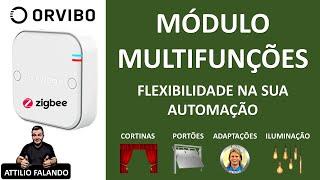 ORVIBO – Módulo Multifunções – Flexibilidade na sua automação