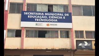 Secretário explica sobre a falta de professores em escola de Águas Lindas