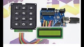 Função para Teclado Arduino