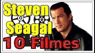 STEVEN SEAGAL: 10 Òtimos FILMES de STEVEN SEAGAL para induzir você a conhecer a filmografia do ator