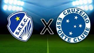 São Raimundo-RR e Cruzeiro Ao Vivo | Copa do Brasil 2020 |