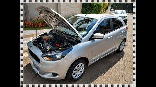 Ford KA 2016 SE Completo e impecavel !!!