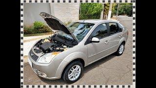 Ford Fiesta Sedan 1.6 Completo e impecavel!