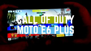 Moto E6 Plus Call Of Duty @Motorola Brasil  | Gameplay