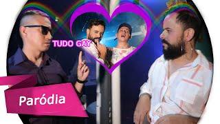 PARÓDIA | TUDO OK - THIAGUINHO MT FEAT MILA