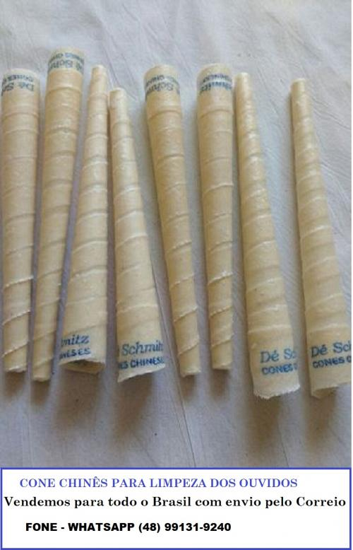 Cone Chines - Onde comprar Cone Chinês em São José SC - Fabricação e Venda de Cone Chinês - Dé Sch,itz