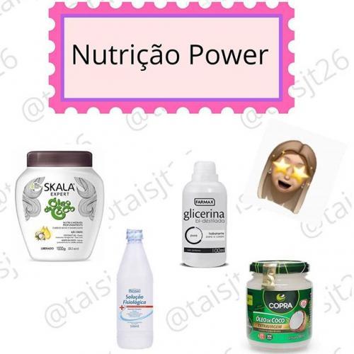 nutrição power