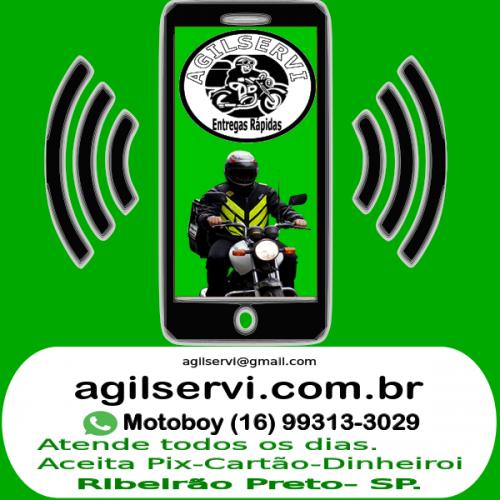Motoboy-Ribeirão