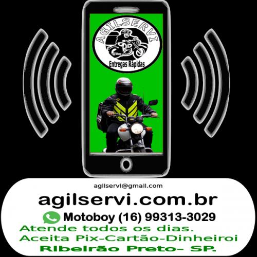 motofrete Ribeirão