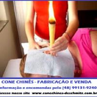 Cone Chinês - São José SC